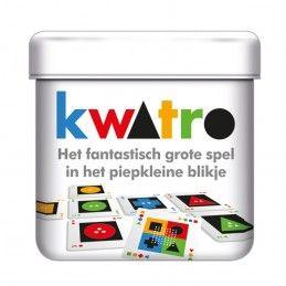 Kwatro White Goblin Games - gezelschapsspellen op Spelmagazijn
