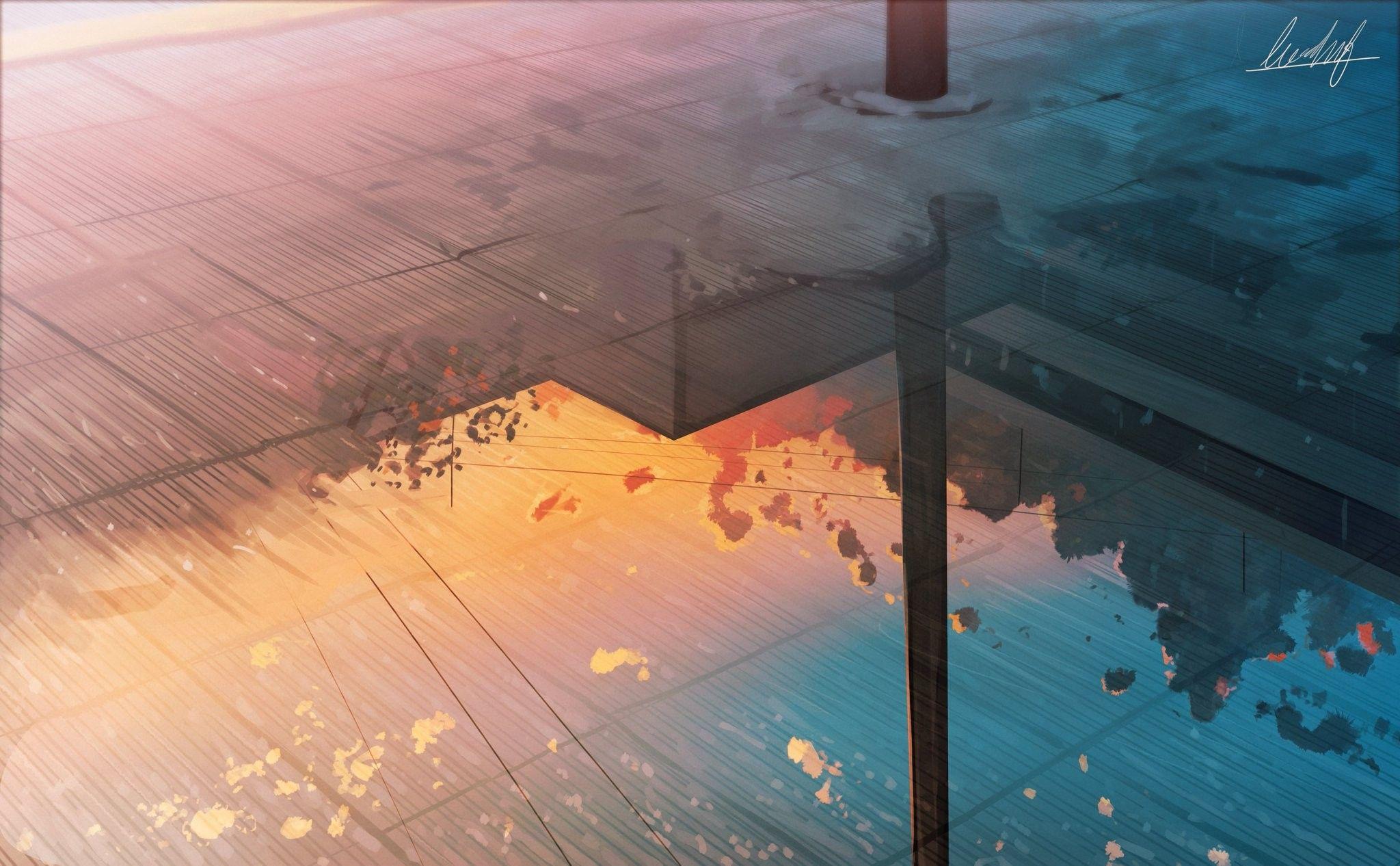anime scenery おしゃれまとめの人気アイデア pinterest nyyoro イラスト 景色 漫画イラスト