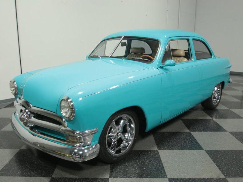 1950 Ford 2 Door Sedan for sale - Lithia Springs, GA ...