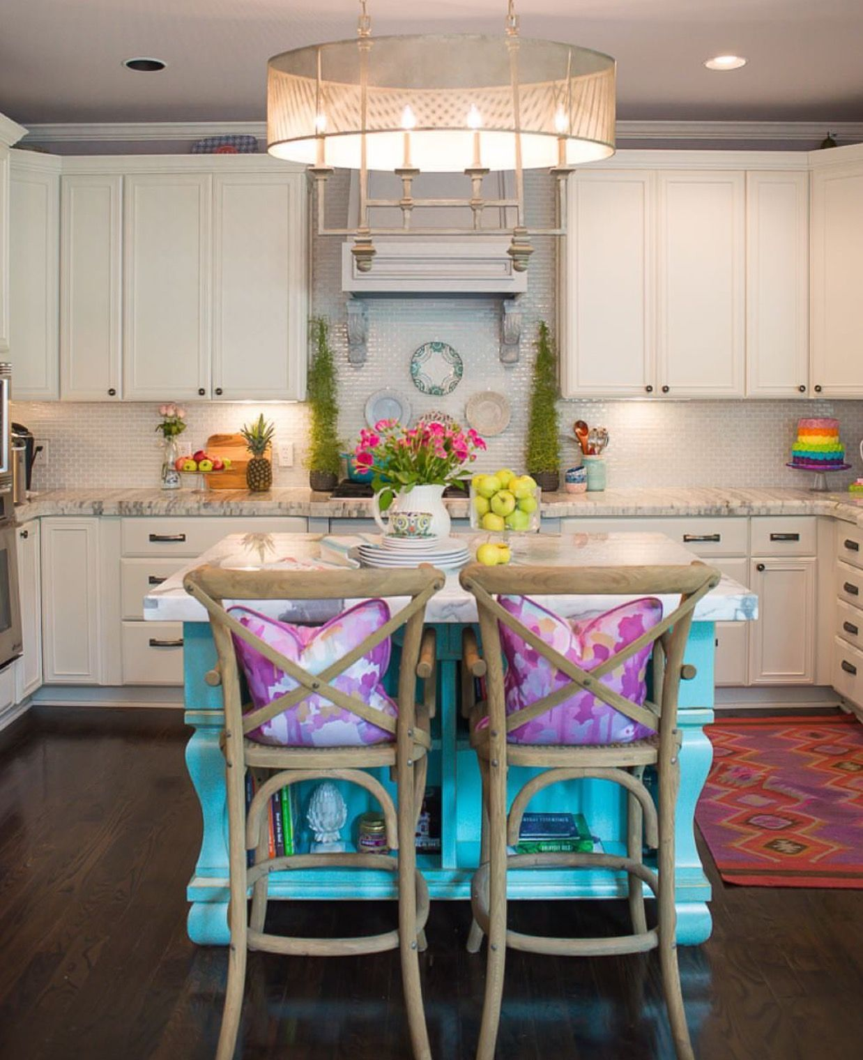 home office country kitchen ideas white cabinets. Finally Taking You On A Tour Our Completely Finished And Renovated White Kitchen! With Pop Of Color Course! Home Office Country Kitchen Ideas Cabinets C