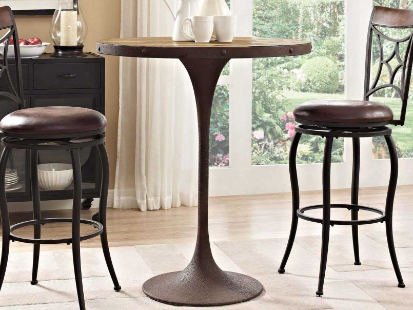Height Dining Table Rectangle Pub