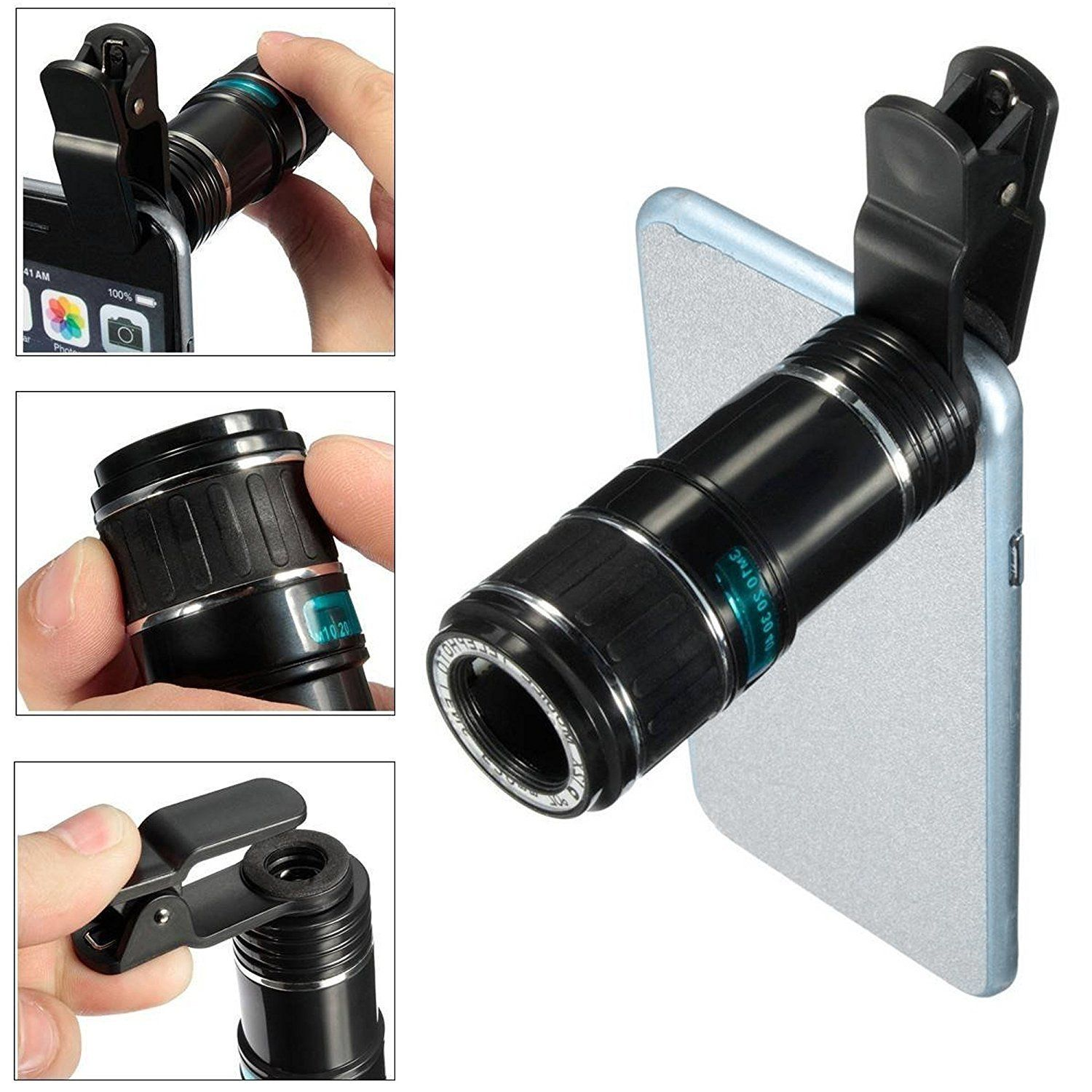 Upgraded Design Professional Cellphone Camera Lens