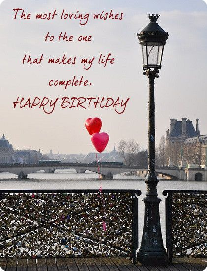 Romantic Birthday Wishes Birthday Quotes For Girlfriend