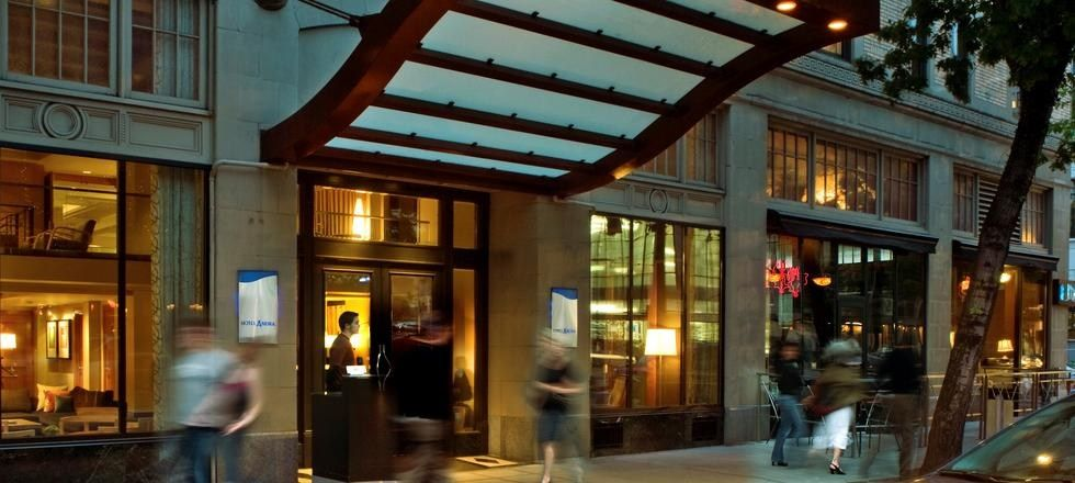 Downtown Seattle Hotel Andra Hotels Downtown Seattle