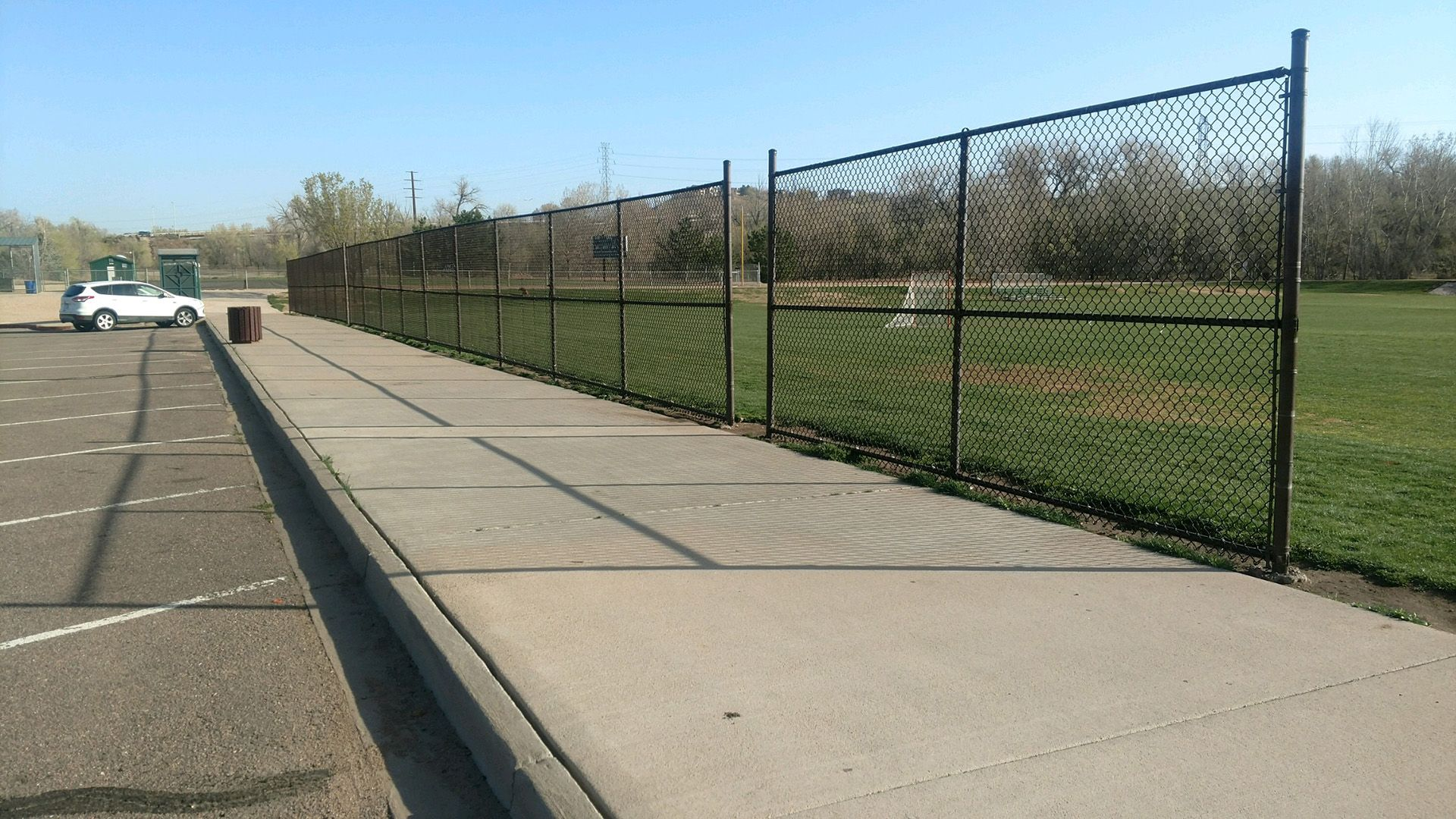 Chain Link Fencing Chain Link Fence Cost Chain Link Fence