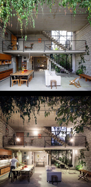 Casa Maracanã Terra e Tuma Arquitetos Associados São