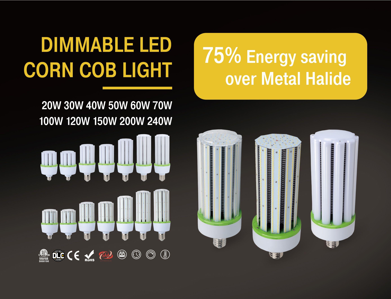 Led Corn Bulbs Led Retrofit Bulb Lampshining Compact Fluorescent Bulbs Bulb Led