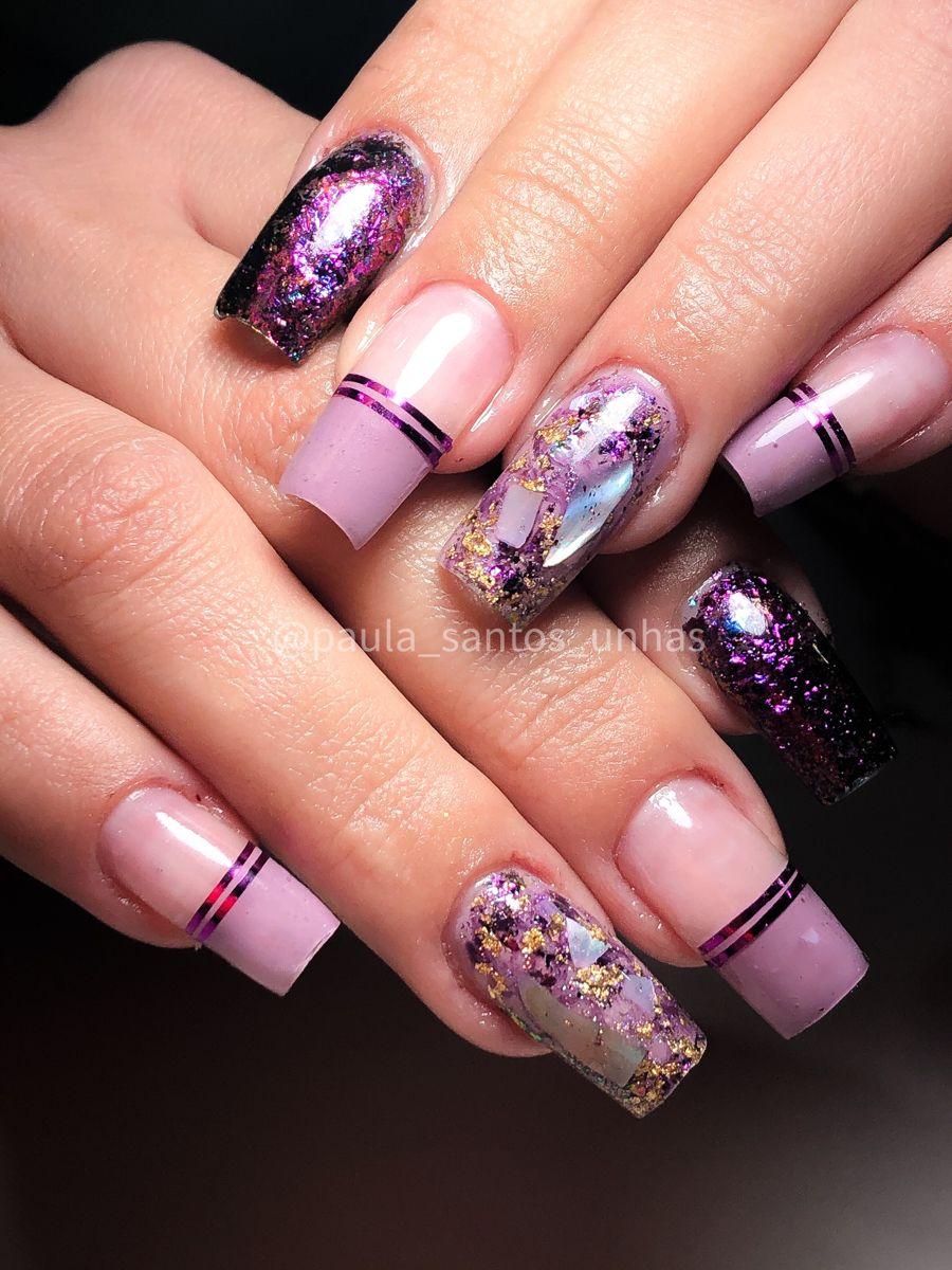 #nails #nailsofinstagram #nailsdesign #encapsuladas #encapsuladas #encapsulated