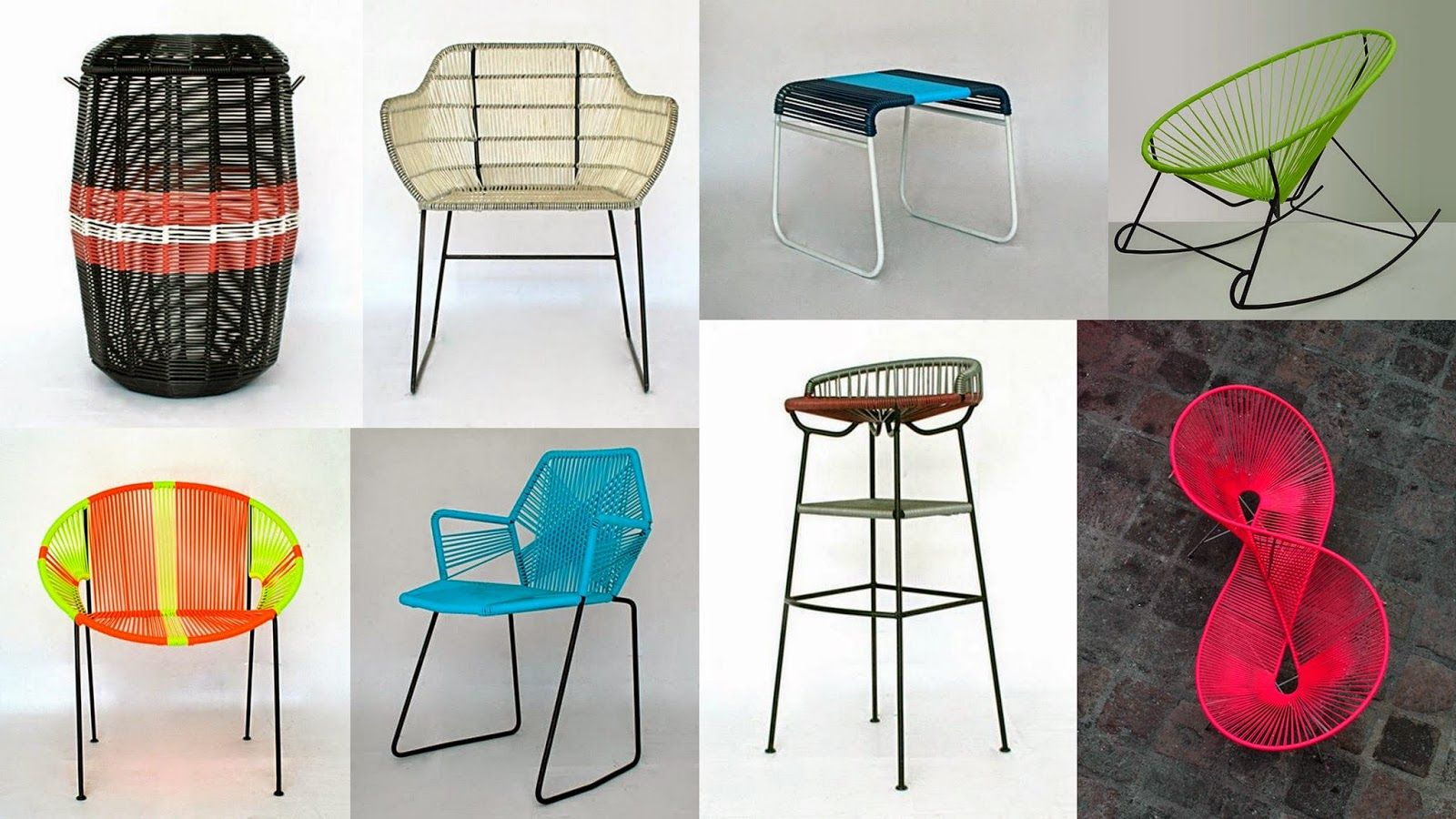 Tendencias: La silla Acapulco perfecta para disfrutar del verano ...