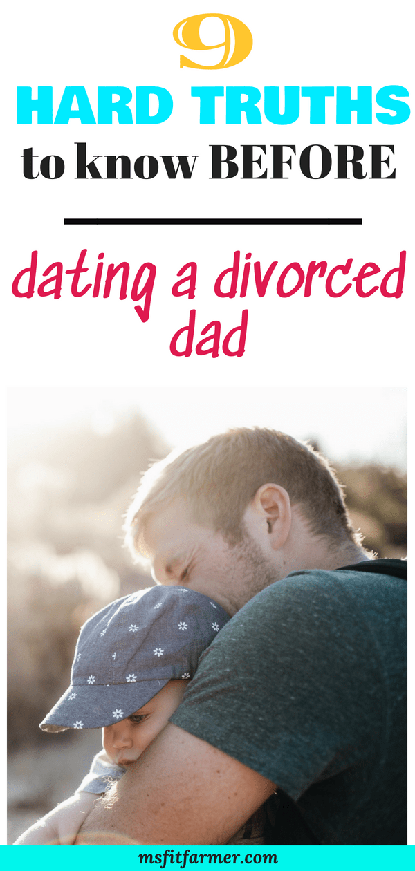 Dating after divorce with a baby