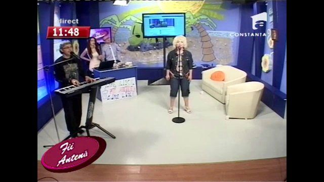 Total Eclipse Of The Heart Cover Harmony Duo Antena1 Constanta