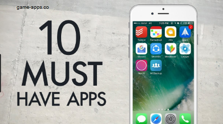 top 10 free apps for iphone 7