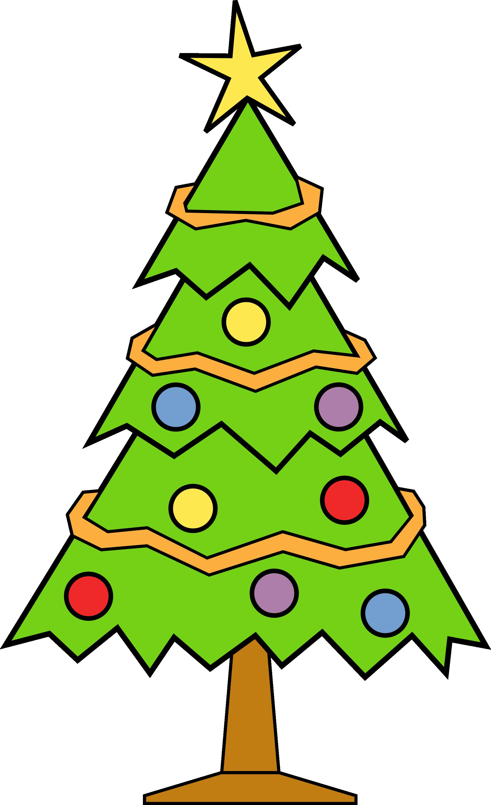 Christmas Gift Idea Christmas tree clipart, Christmas