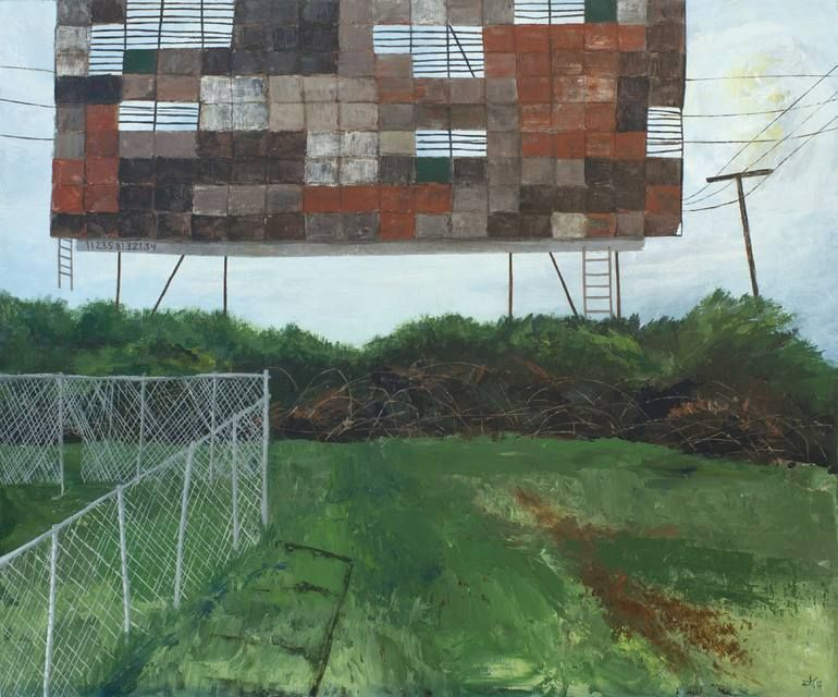 Greener Grasses, Sam Tudyk
