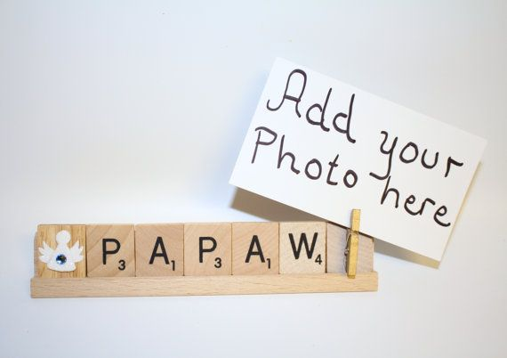 Papaw, Papaw Photo, Papaw Frame, Papaw Christmas Photo, Christmas ...
