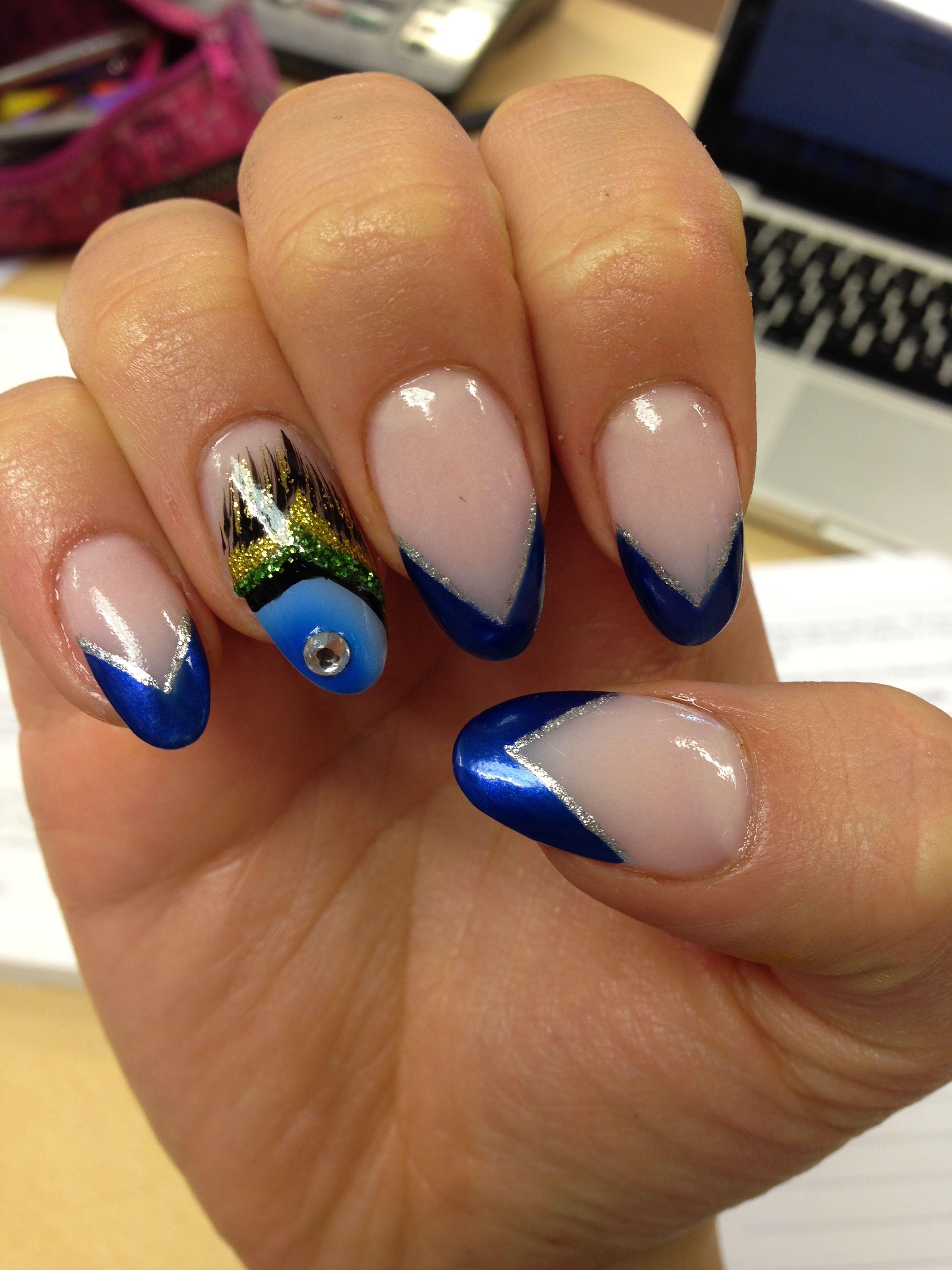 Pointy And Posh Top 65 Amazing Stiletto Nails: Joy Studio Design Gallery - Best