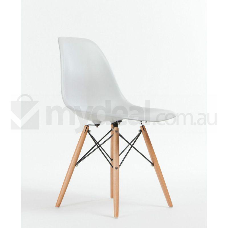 Eames Eiffel Chair 8 pack replica eames eiffel dsw dining chair white buy designer