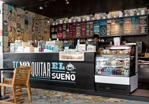 El Diseno Acerca El Exito Financiero A Las Cafeterias - Diseo-cafeterias-modernas