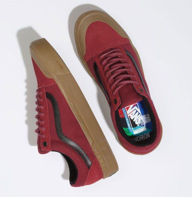 Vans - Ty Morrow Signature Shoes #BMX