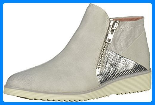 TAMARIS Damen Chelsea Boots Schwarz, Schuhgröße:EUR 40