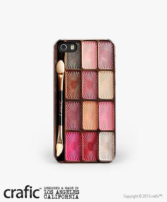 new styles e0b02 c2f46 Pinky Makeup Set iPhone 5/5s Case, Girly iPhone 6 case, Pink iPhone ...