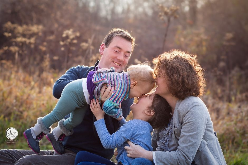 Laid Back Family Late Fall Session Adorable In Ct