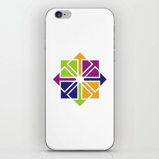 Centos iPhone & iPod Skin