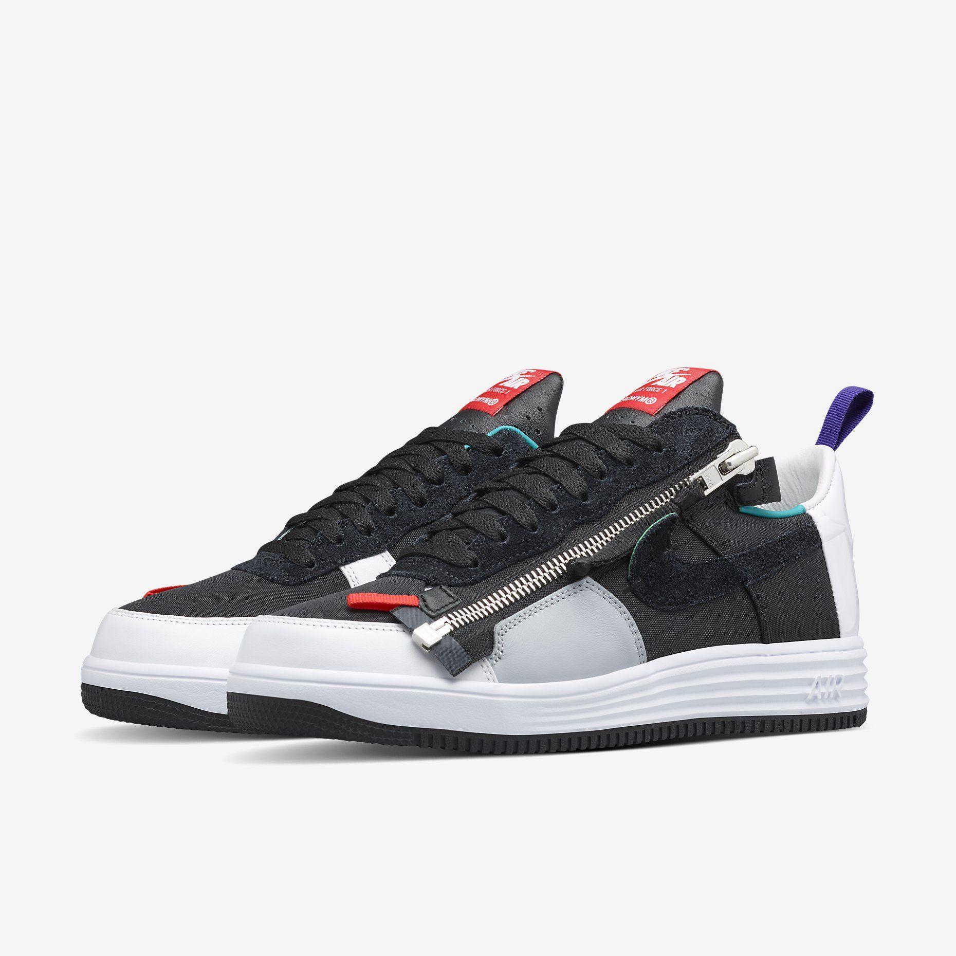 buy online f3d5b c9105 NikeLab Lunar Force 1 x Acronym Mens Shoe. Nike.com