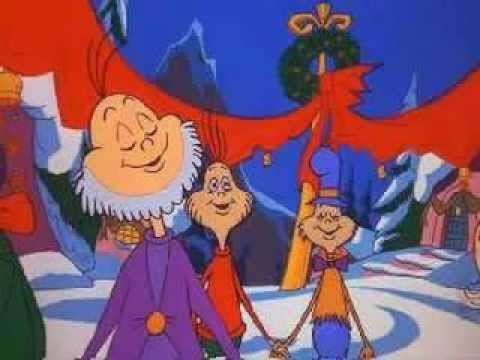 Welcome Christmas.Vintage Christmas Song Welcome Christmas How The Grinch