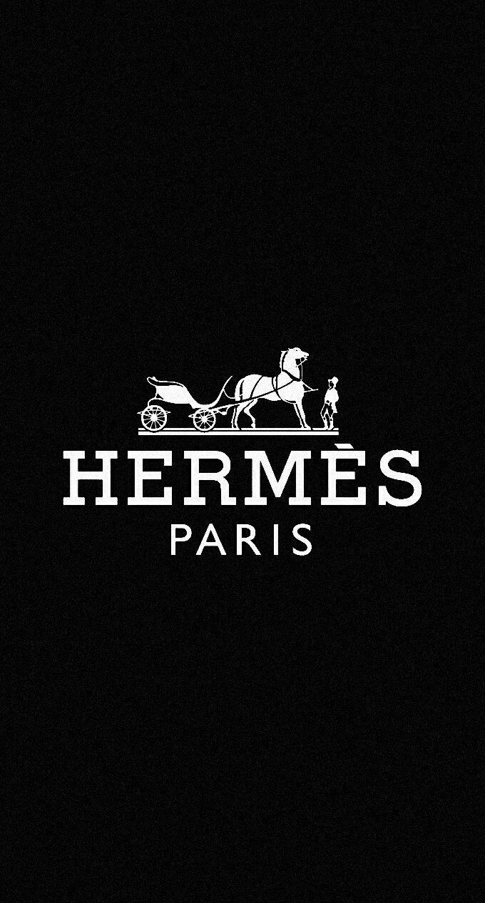 Burberry Wallpaper Iphone X Hermes Black Iphone Wallpaper Herm 201 S Illustrations