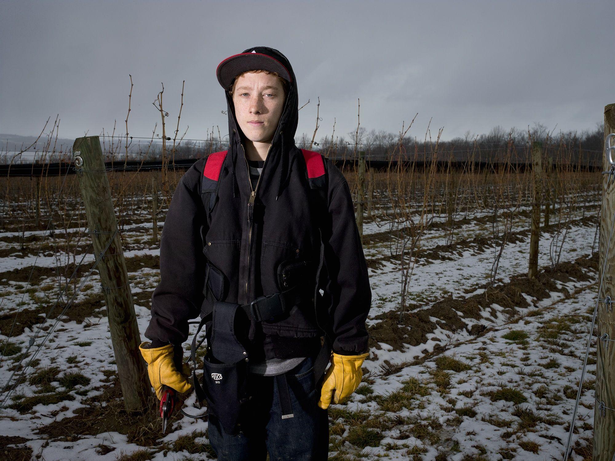 Acknowledgements. — Boundary Breaks Vineyard, Finger Lakes