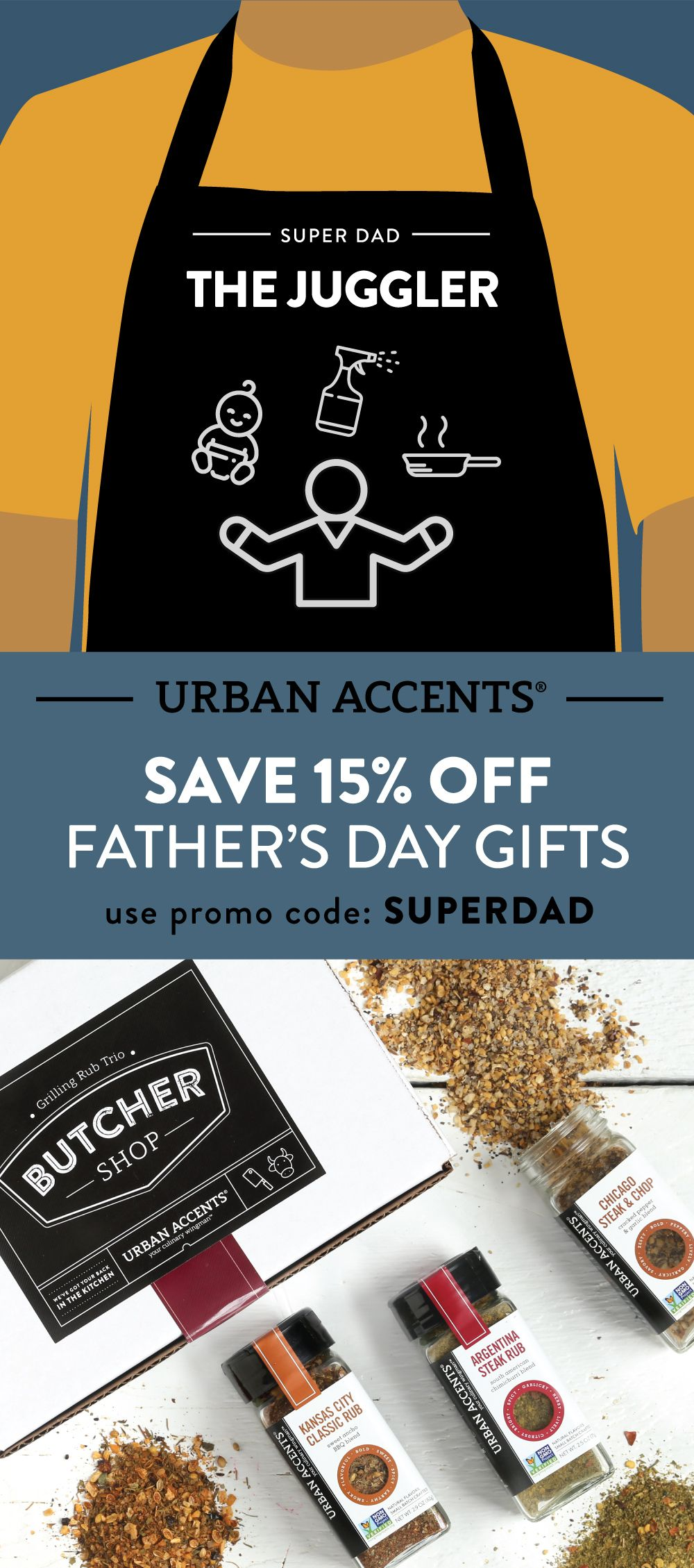 Urban accents promo code