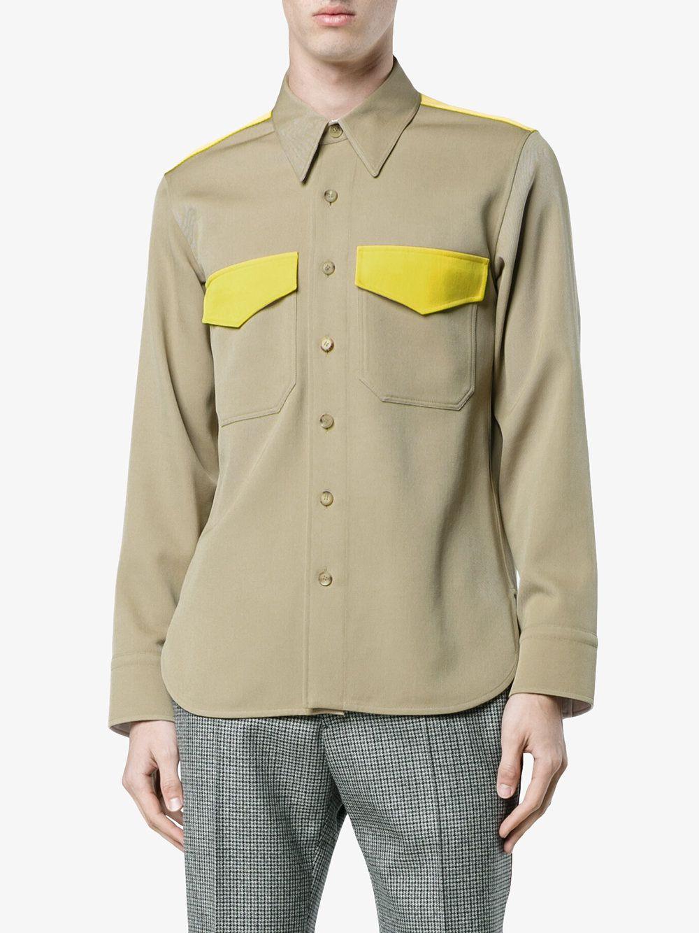 SHIRTS - Shirts CALVIN KLEIN 205W39NYC Free Shipping Release Dates XuiOrIVv