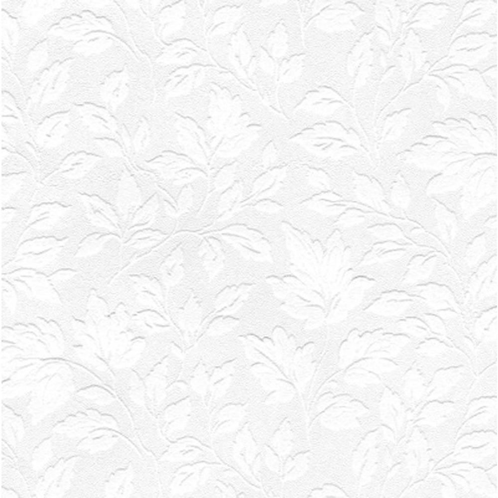 Graham & Brown 56 sq. ft. Small Leaf Wallpaper13088 The
