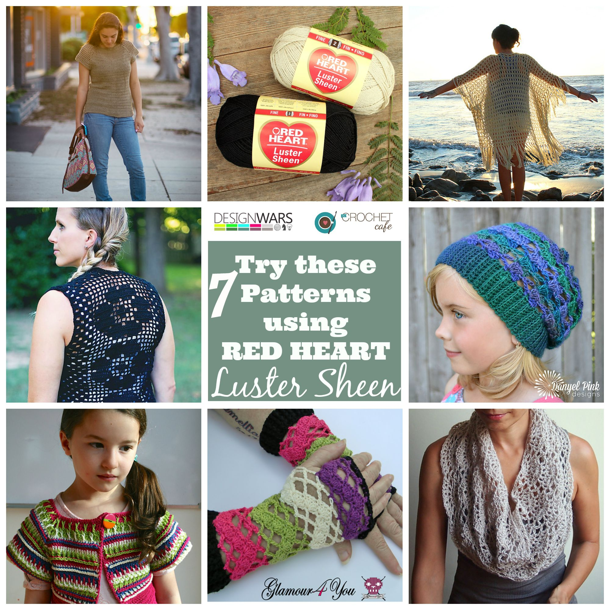 Perfect crochet patterns for red heart yarns luster sheen sport perfect crochet patterns for red heart yarns luster sheen sport weight yarn bankloansurffo Gallery