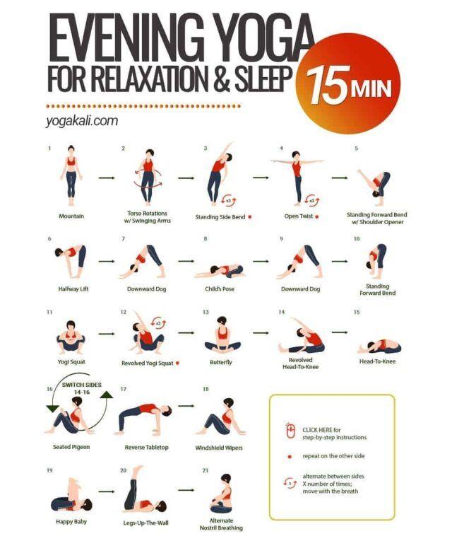 27 Easy Beginner-Friendly Yoga Poses For Flexibili