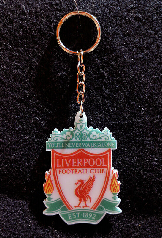 Liverpool FC  This Is Anfield  Keyring.