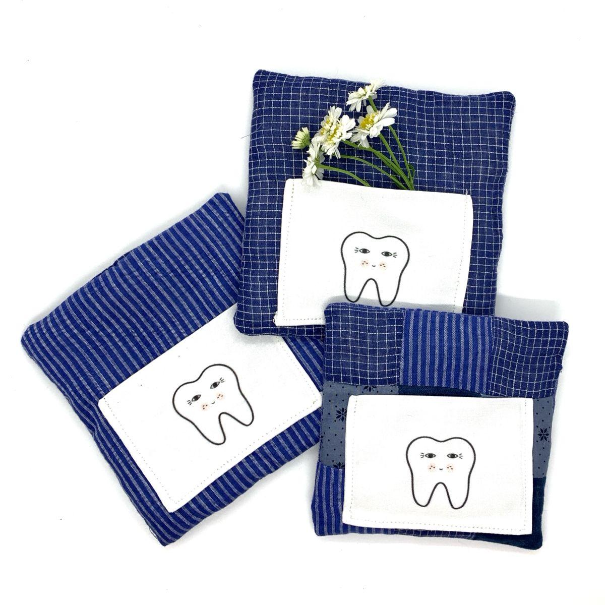 Handmade tooth fairy pillow . #toothfairyiscomingtonight #toothfairyiscoming #toothfairyideas #toothfairypouch