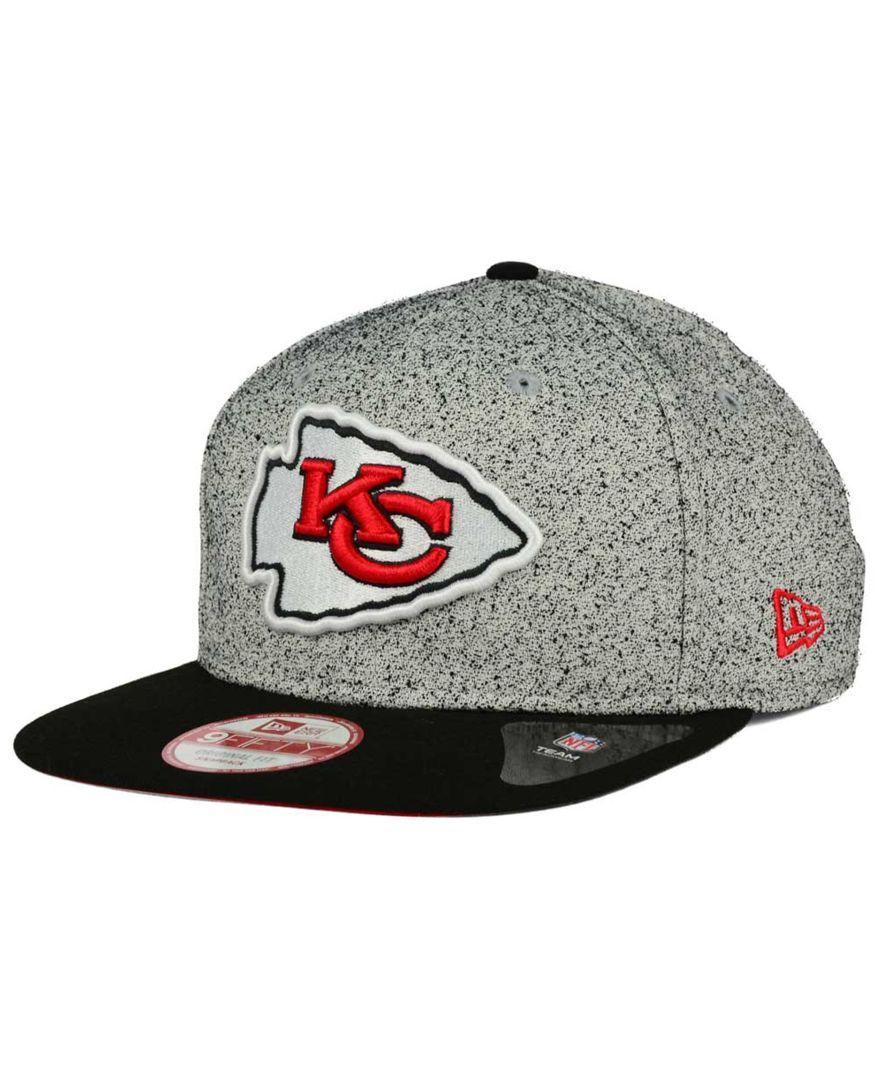 New Era Kansas City Chiefs Spec 9FIFTY Snapback Cap