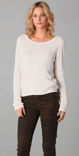 AIKO Aline Sweater - StyleSays