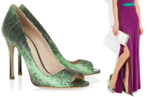 Zapatos verdes para mujer 79sqqLP8
