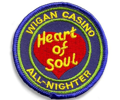 Wigan casino patches casino sweetwater