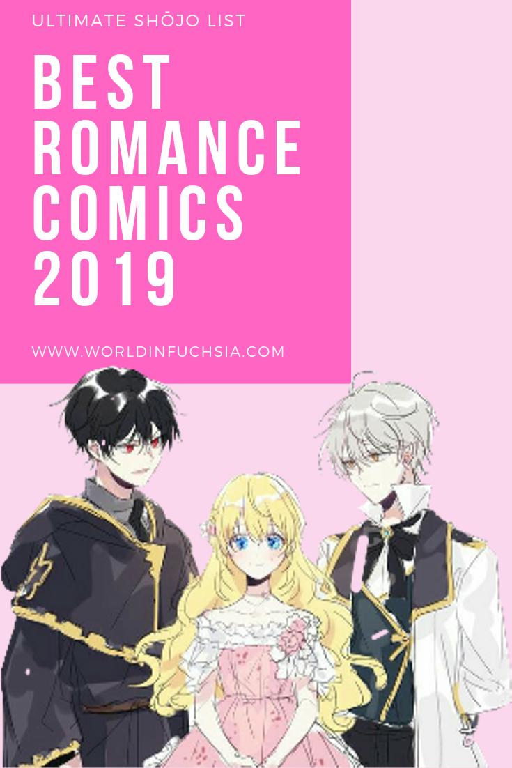 Best Romance Comics of 2019 in 2020 Romance comics, Good