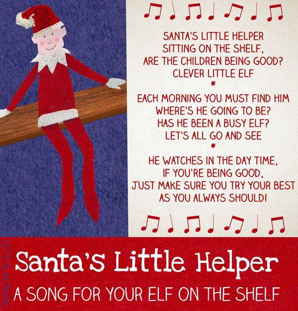 Santa's Little Helper : Kids' Songs For Christmas