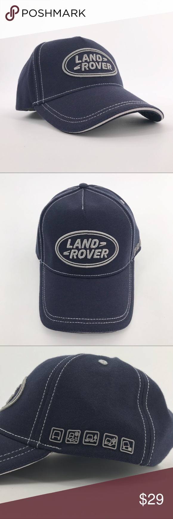 Sold Genuine Land Rover Lifestyle Collection Cap Land Rover Women Accessories Hats Collection