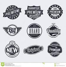 Retro Logo Shape