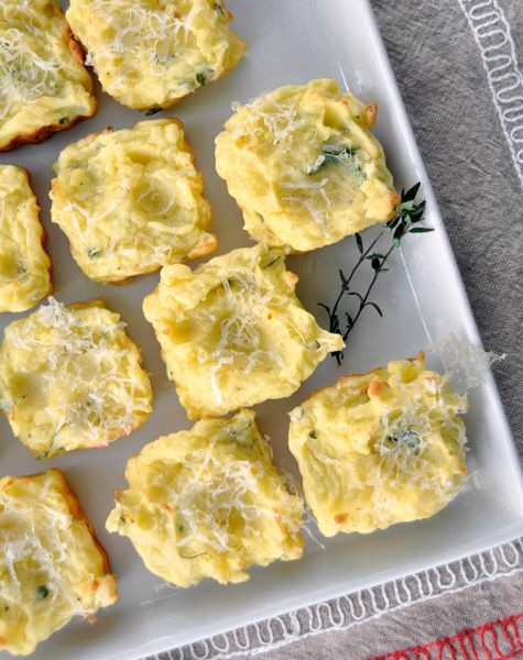 Mashed Potato Puffs Recipe Food Recipes Thanksgiving Leftover