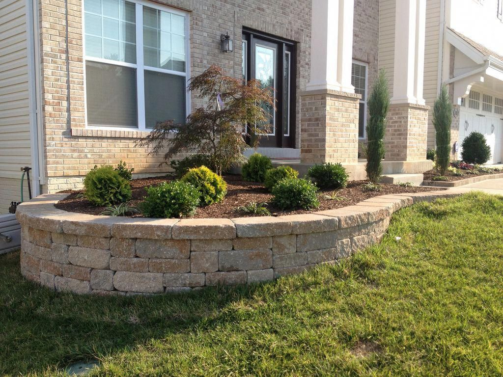 Take A Look At This Crucial Pic And Take A Look At The Provided Info On Landscaping Diy Ideas Landscaping Retaining Walls Sloped Front Yard House Landscape