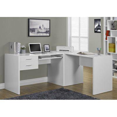 Computer Desk Wayfair Muebles De Oficina Escritorios Oficina Pequena