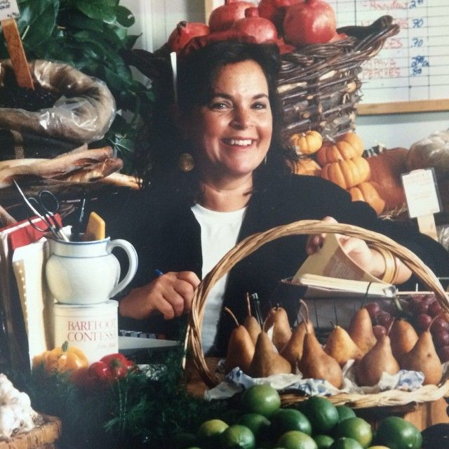 #tbt At Barefoot Contessa in East Hampton in the early '90's!  Those were the days!  #toomuchproduce